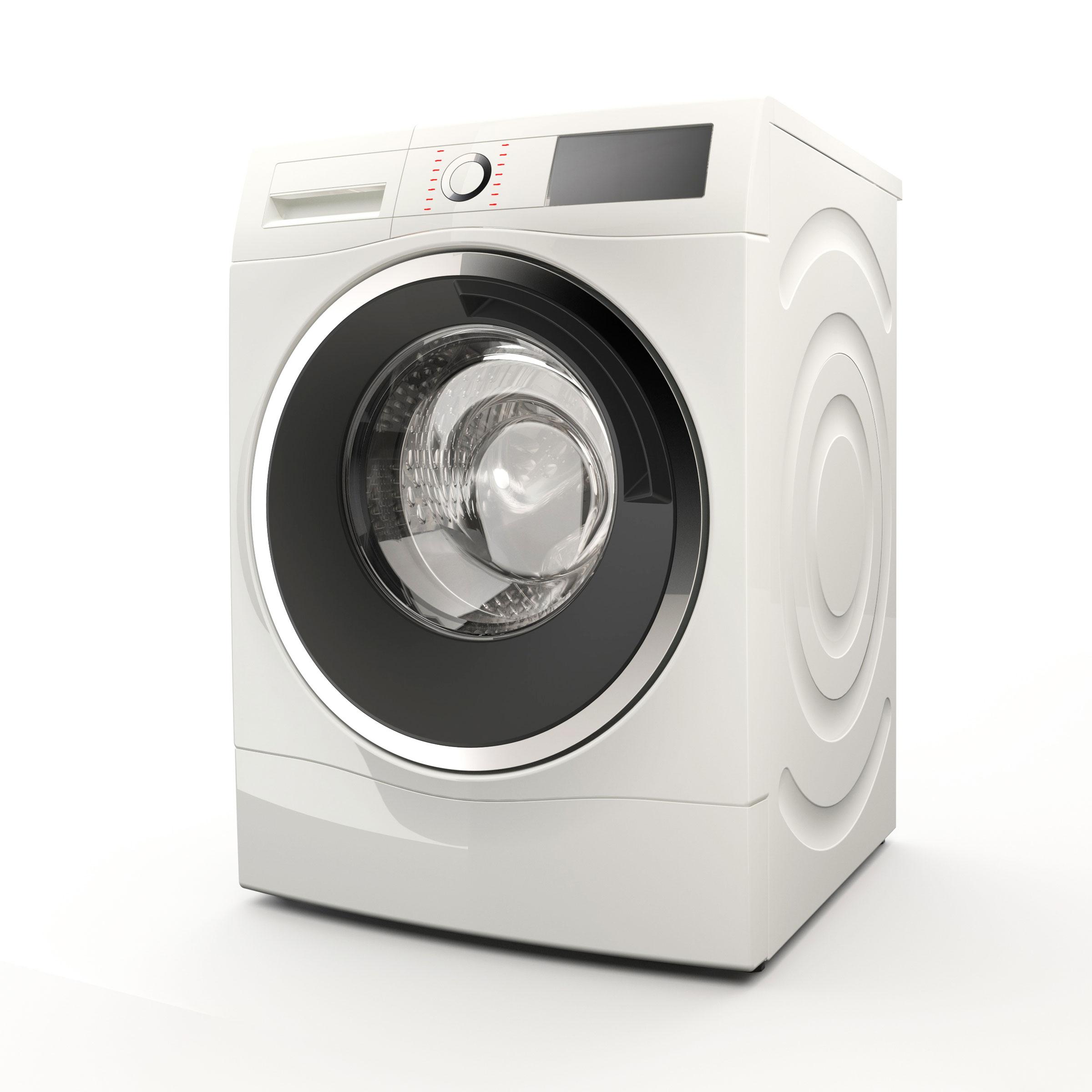 B-Bosch-Waschmaschine
