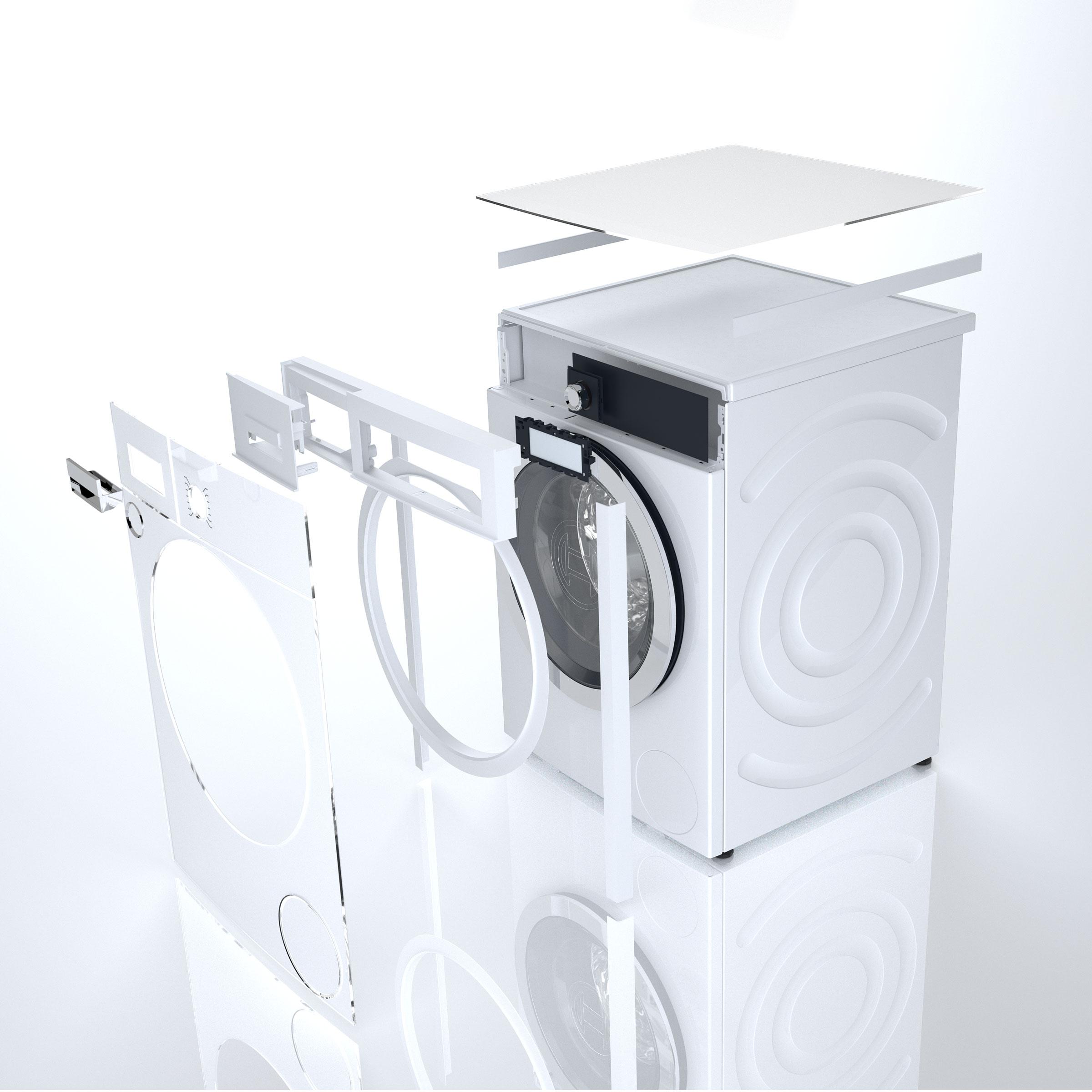 B-SIEMENS-Waschmaschine